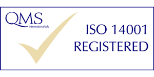 ISO14001 registered Logo