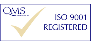 ISO9001 registered Logo