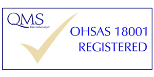 OHSAS-18001 registered Logo